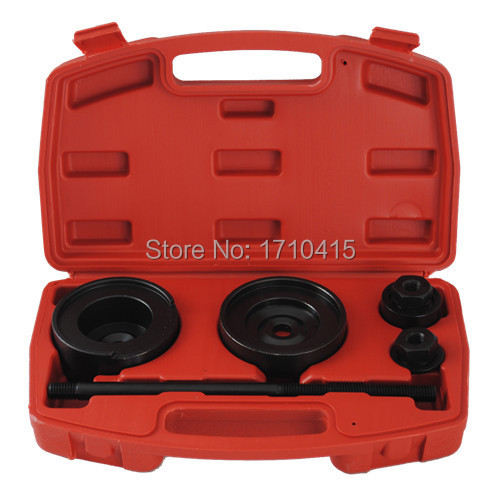 Rear Suspension Tool Kit For Rear Axle Mounting Bushes Axle Bush Bushing Removal Installation Tool For VW For AUDI<br><br>Aliexpress