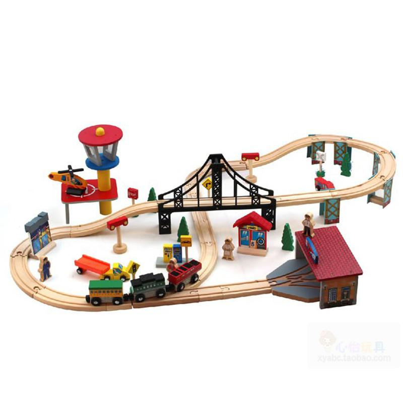 Diecasts Toy Vehicles Kids Toys Model Cars wooden puzzle Building slot track Rail transit Parking(China (Mainland))