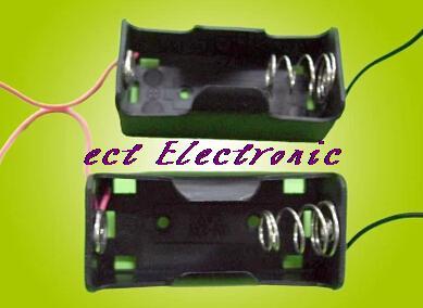 High quality C battery C holder box UM-2*1 TH2-01(China (Mainland))