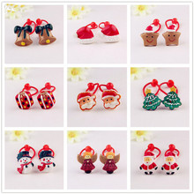 2015 Baby girl's styling tool Christmas gift elastic hiar bands headwear  hair accessories for women kids make they cute lovely