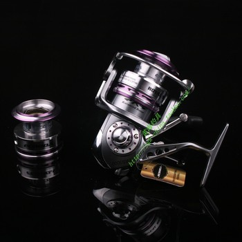 ERS3000 FULL METAL spinning reel two-thread cup fishing reel lure reel free shipping