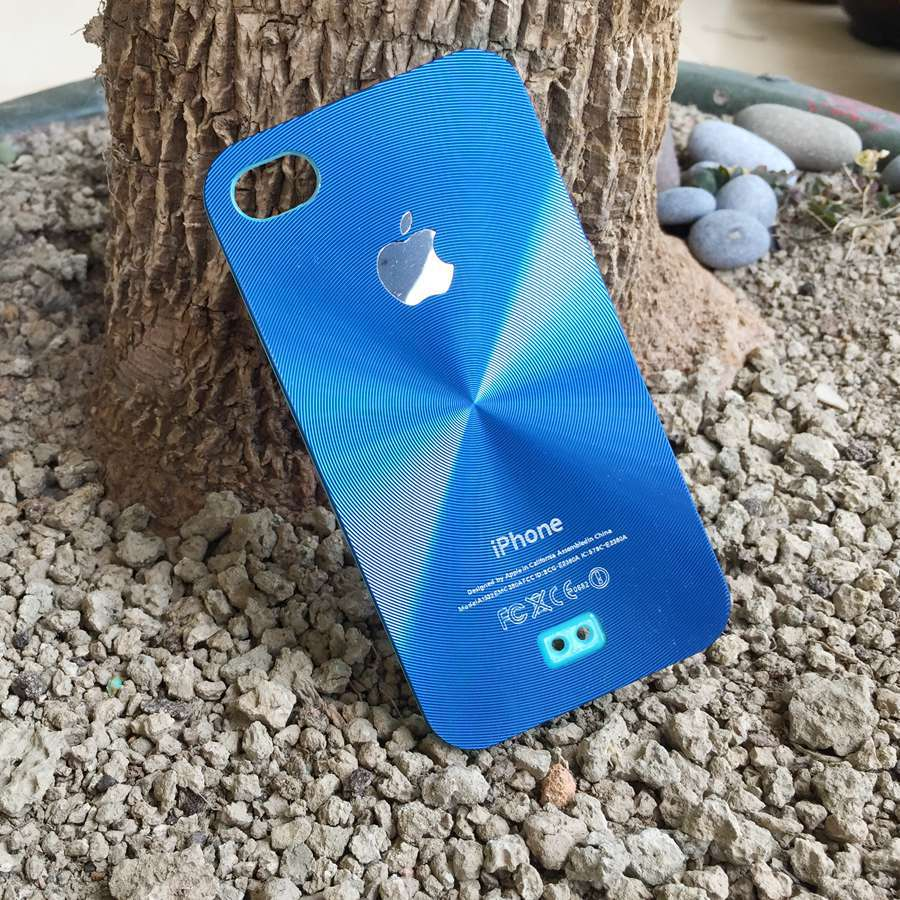 2015 Hot Selling Metal Aluminum Case for Apple iPhone 4 4G 4S Cell Mobile Phone Protective Case Cover Skin Shell Accessories(China (Mainland))