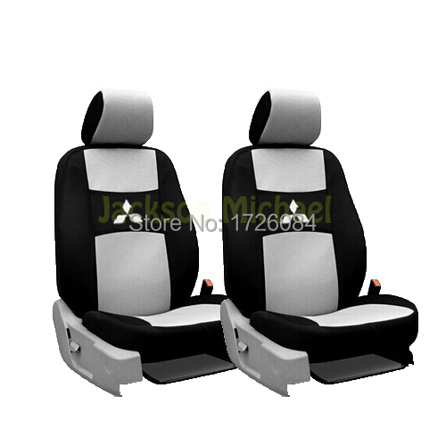 2 Front Seat Universal Car Seat Cover Skoda Octavia RS