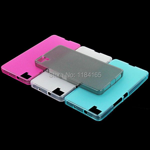 Antiskid Frosted Soft Skin Gel TPU Protection Case for BQ Aquaris M5 Phone Silicon Cover(China (Mainland))