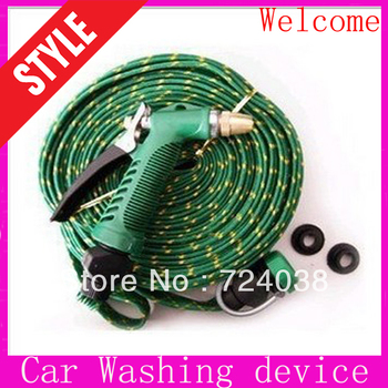 HOT Car Wash portable electric high pressure the washing car washing machine device car care products set with 20m hose