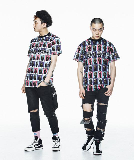 Couple Outfits Hip Hop