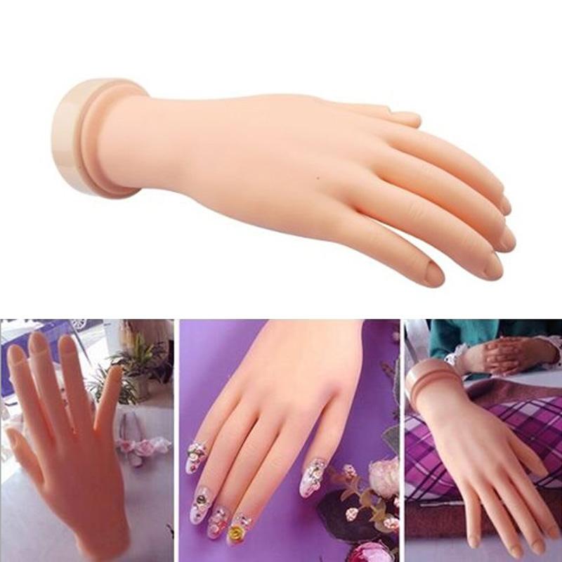 Модель для маникюра пальчики
