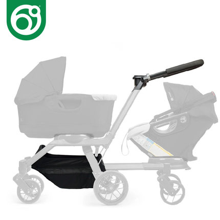 Orbit baby G3 baby stroller accessories--super big room shopping basket on the bottom(China (Mainland))