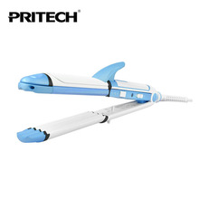 PRITECH Brand Professional 3 in 1 Curling Wand Hair Straightener Magic Hair Roller For Women Hair Care Tools Free Shipping