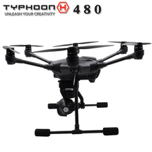 2016 Yuneec Typhoon H RTF RC Helicopter FPV RC Drone with Camera HD 4K 3Aixs 360 Rotation Gimbal vs DJI Phantom 3 4 Fast Ship