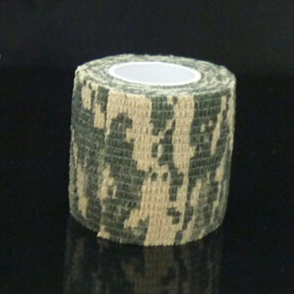 New Army Camouflage Duct Tape Gun Rifle Stealth Wrap Desert Shooting Hunting 1 Roll