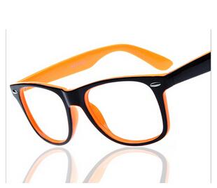 Fashion myopia glasses frame men women brand designer plain eyeglasses clear oculos de grau(China (Mainland))