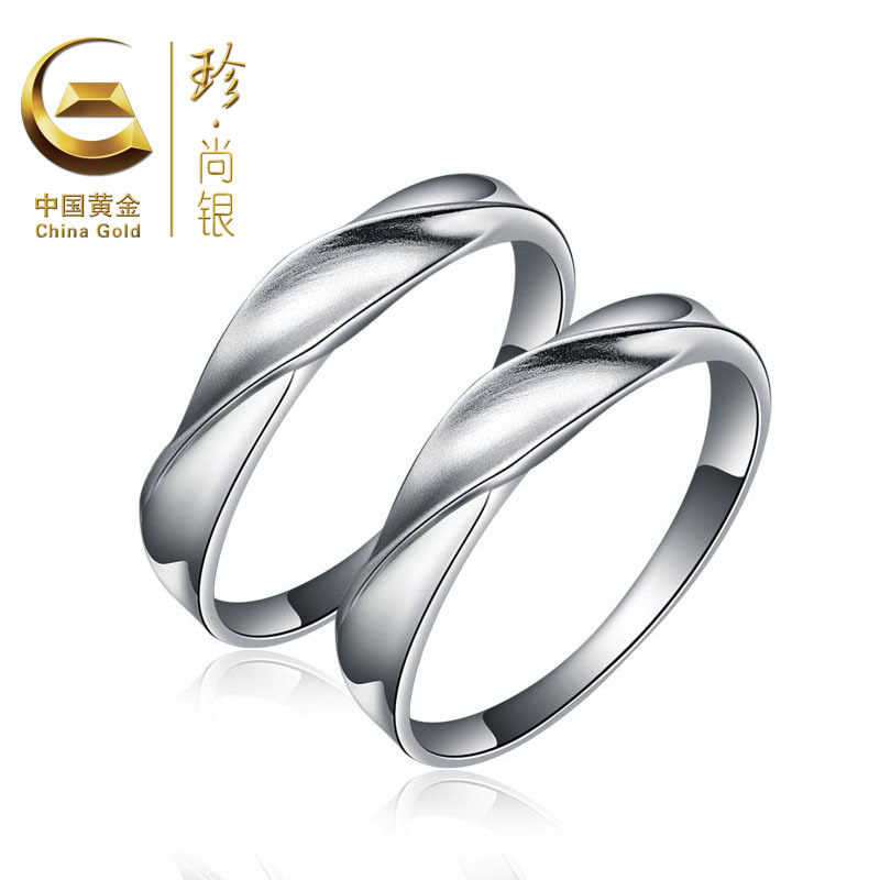 100% Sterling Silver Jewelry Lovers Couple Ring Brief Vintage Rings For Women Men Fine Wedding Jewelry Valentine Customized Logo(China (Mainland))