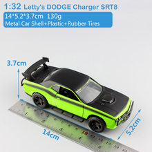 1:32 escala Jada Plymouth Chevy Belair Camaro cargador Dodge ford mustang Pontiac Nissan GTR Diecasts y vehículos de juguete de modelo de coche(China)