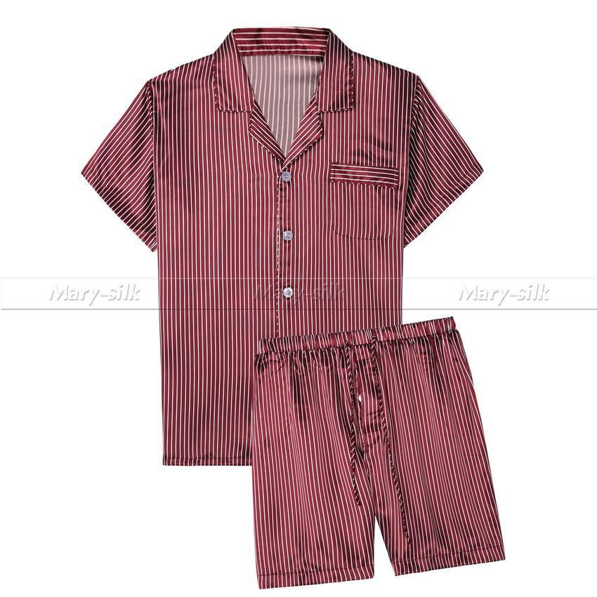 Мужская пижама Llonxu PJS Loungewear S, M, L, xL, 2xL, 3XL 5Strip корсет sexy dream 2 6f66335 s m l xl 2xl 3xl