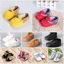 2016 Stylish Design Baby Shoes Comfortable Lovely Appearance Toddler Shoes Soft Sole Breathable Newborn Shoes(China (Mainland))