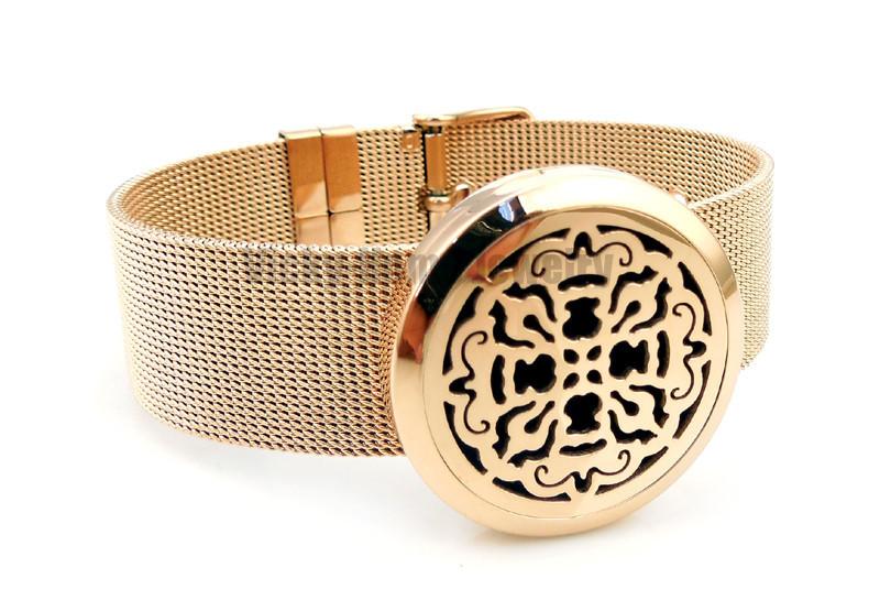 VH-PDL158-13 Diffuser Locket Bracelet