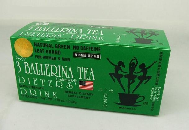 3 ballerina tea fat remove tea quick slim tea weight loss product herbal tea wholesale free