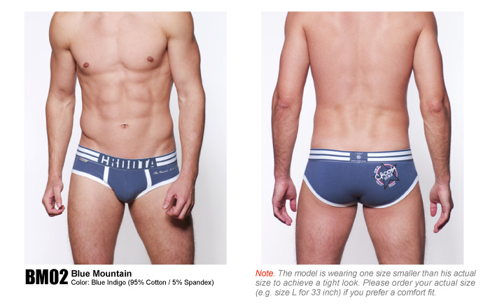 2pcs men underwear briefs cotton sexy mens brief brand gay pouch penis wonderjock 2015 new bikini
