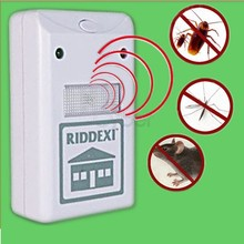 Electronic mosquito Riddex Pest Repeller Control Aid Killer Ant Plus (US Plug),free shipping(China (Mainland))