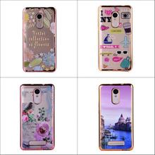 Buy Cute cartoon Colorful Flower Rose soft tpu plating Case Cover xiaomi redmi note 4 redmi note 3 hongmi note 4 hongmi note 3 for $3.63 in AliExpress store