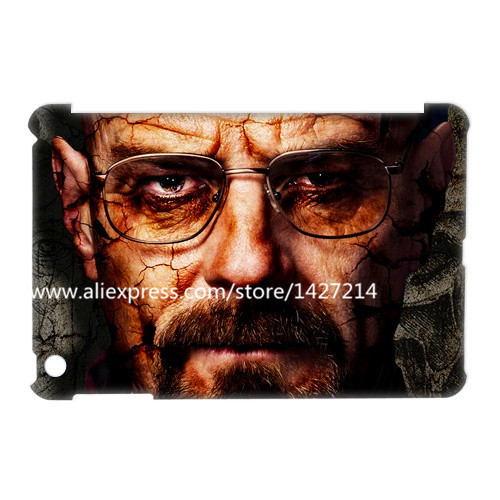breaking bad tv cool cover For iPad mini 1/For ipad mini 2/3,Cover For ipad 2/3/4/5/6/air/air 2 gen skin shell covers case(China (Mainland))