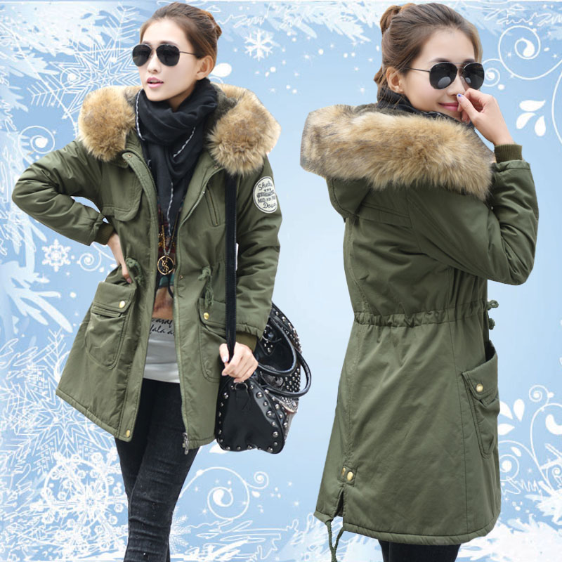 Winter Coat Parka - Tradingbasis