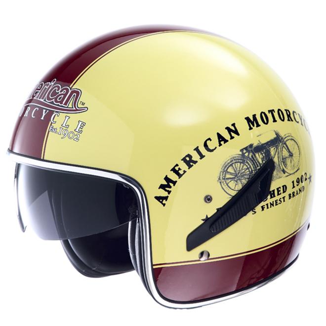 Genuine Marushin Retro Pilot Open Face Vintage Motorcycle Helmet Moto motocicleta Casque Casco Capacete 139D Half Helmets<br><br>Aliexpress