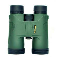 Visionking High Quality 10x42 Hunting Binoculars Waterproof Telescope Green and Black Binoculars Prismaticos De Caza Binoculars(China (Mainland))