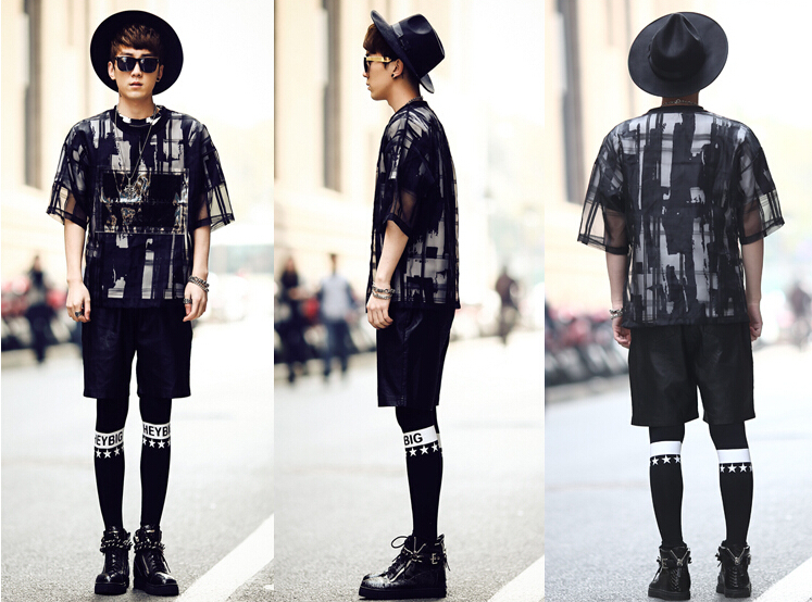 Korean Hip Hop Fashion Style The Image