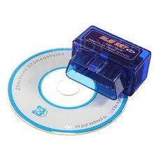 Mini ELM327 V1.5 Bluetooth OBD2 Interface Auto Car Diagnostic Scanner Tool D2(China (Mainland))