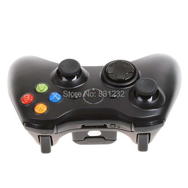 Hot sale Wireless Controller For XBOX 360 xbox360 Wireless Joystick For Official Microsoft XBOX Game Controller Accessory(China (Mainland))