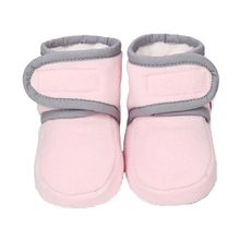 Lovely Winter Warm Baby Shoes Cotton Padded Infant Toddler Baby Boys Girls Boots Soft Newborn Bebe First Walkers  Cotton Shoes(China (Mainland))