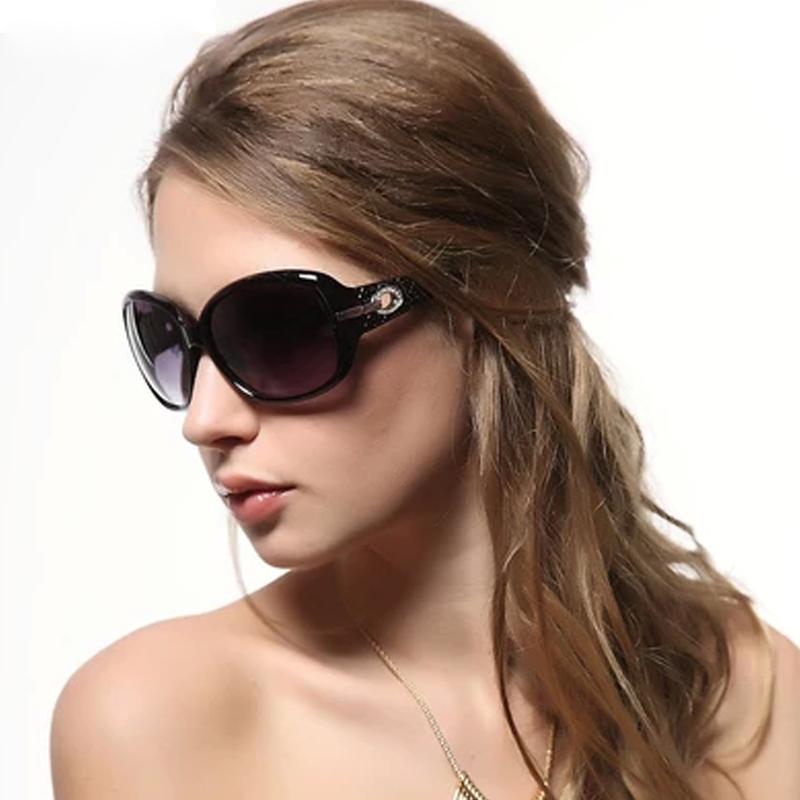 2015 Women Vintage Polarized Sunglasses Woman Butterfly Luxury Big Frame Fashion Polaroid Lens Sun Glasses Driving Gafas E9045(China (Mainland))