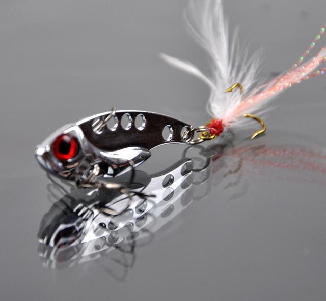 HOT 2013 new 7 fish paillette lure feather paillette belt paillette lure