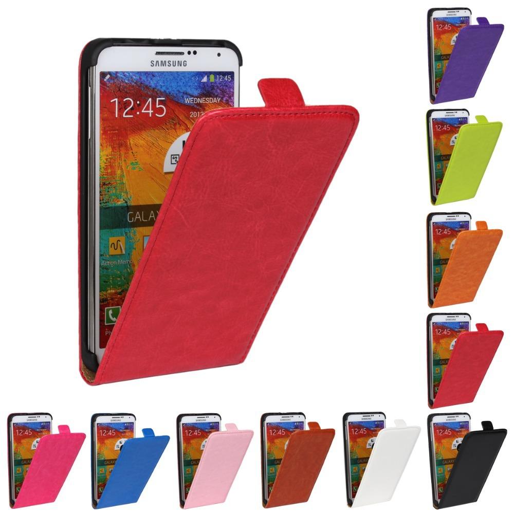 Гаджет  Retro Book Luxury Genuine PU Leather Case For Samsung Galaxy Note 3 III N9000 N9005 Flip vertical Leather Cover Case For NOTE 3 None Телефоны и Телекоммуникации