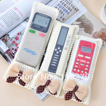 Home sweet bow tv remote control dust cover protective case free shipping e158 a31-0.42