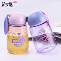 Water Bottle Cute Cartoon Water Spray My Sports Bottle Cup Resistant Nutrition Cycling Bike Bottles Tumbler