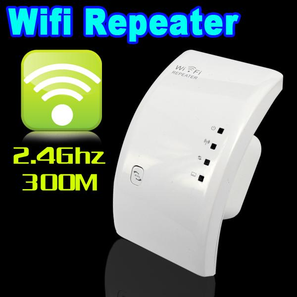 300M Wireless Wifi Repeater 802.11N/B/G Network Router Expander W-ifi Antenna Wi fi Roteador Signal Amplifier US/EU Plug<br><br>Aliexpress