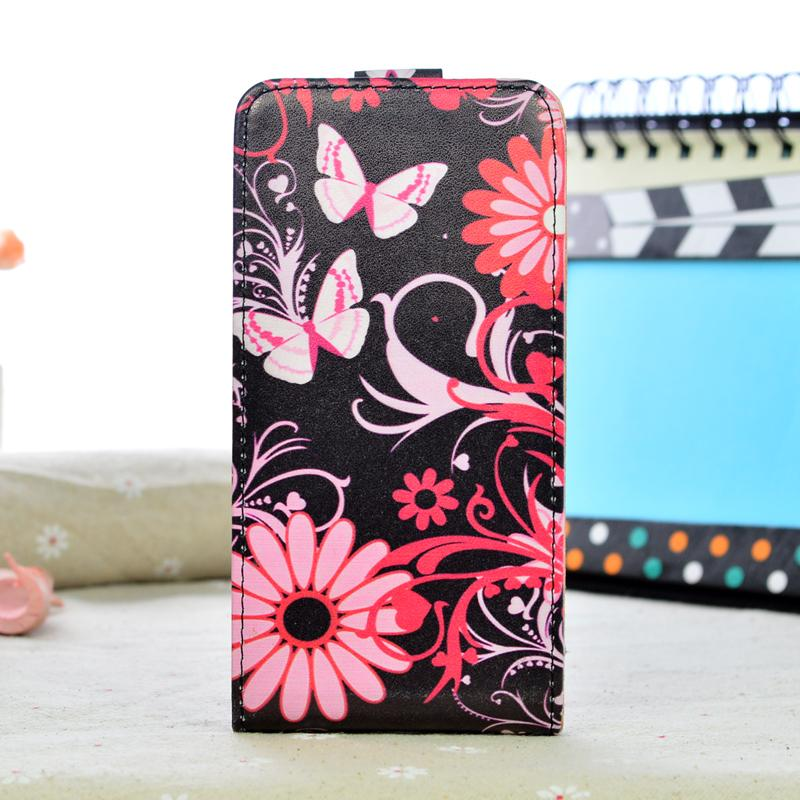 Printing Patterns Case For Lenovo S820 Cute Nice mobile phone back Cover Flip mobile phone Case bag housing(China (Mainland))