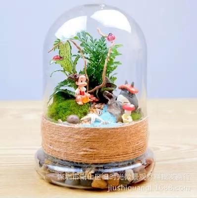 Online kopen wholesale glas fles plant uit china glas fles for Decoratie fles
