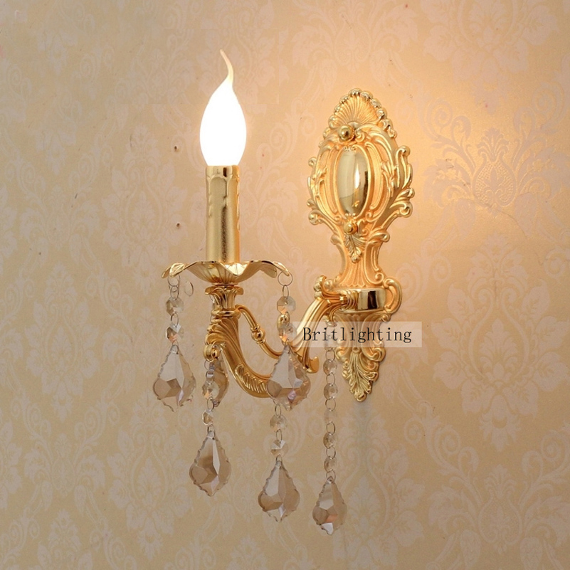 Buy led wall sconce crystal light home led wall lights decorative led indoor - Decorative wall sconce ...
