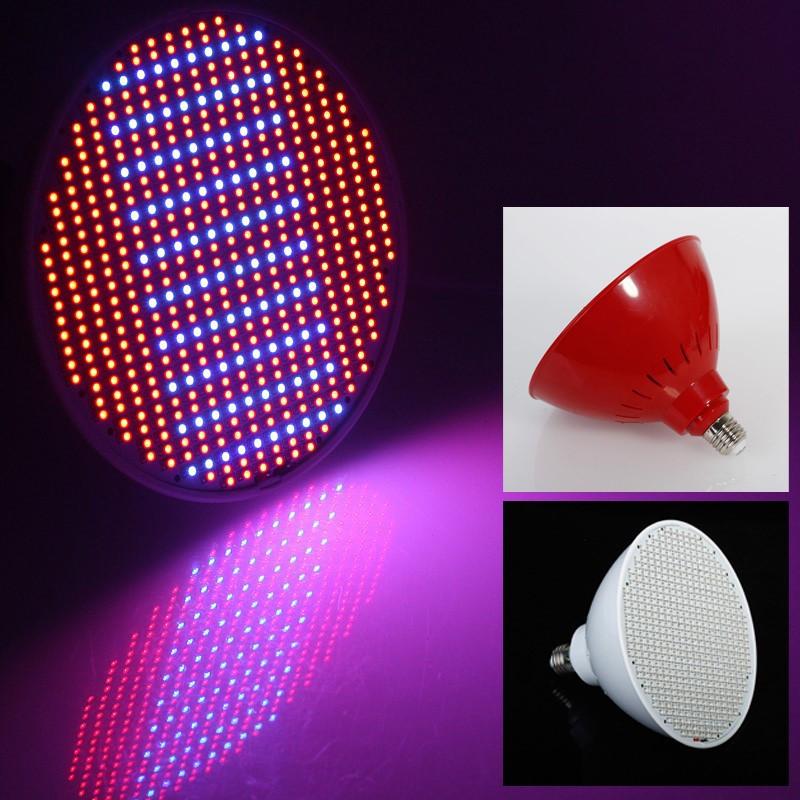New hydroponics lighting AC85-265V 50W E27 RED/BLUE SMD 500 LEDS Hydroponic LED Plant Grow Lights led bulb LED LIGHT growth lamp<br><br>Aliexpress