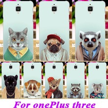 Soft Silicon TPU & Plastic cover Cases OnePlus 3 Three A3000 A0003 3T A3010 OnePlus3 5.5'' Case bag - WEE store