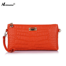 Alligator Luxury Brand Women Wallet Long Genuine Leather Wallet For Women Hand Multi-cards Feminina Purse(China (Mainland))