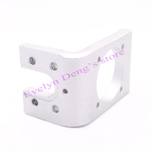 3D Printer aluminum cooling single fan holder for J-head Hotend V5 Bowden & wade Extruder !Free Shipping !