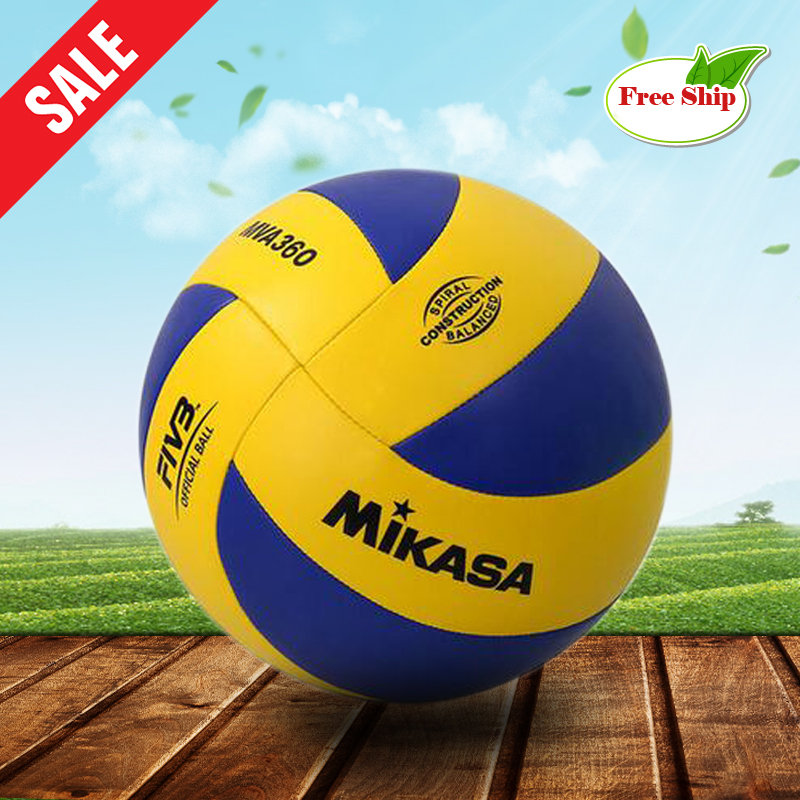 Free shipping Mikasa Soft Touch Volleyball ball Size 5 Beach Official Volleyball for Outdoor Training Handball BF-02-009(China (Mainland))