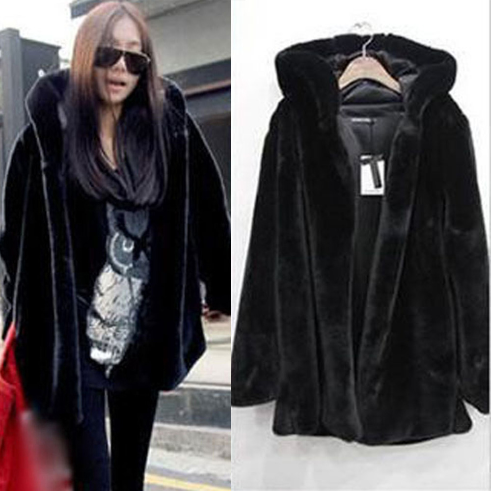 Ladies black coat hood – New Fashion Photo Blog