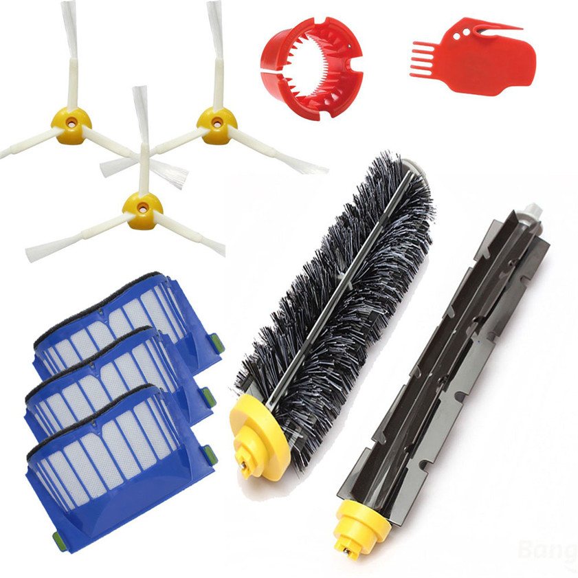 High Quality Replacement Kits High-Performance For iRobot Roomba 650 Vacuum Cleaning Robots(China (Mainland))
