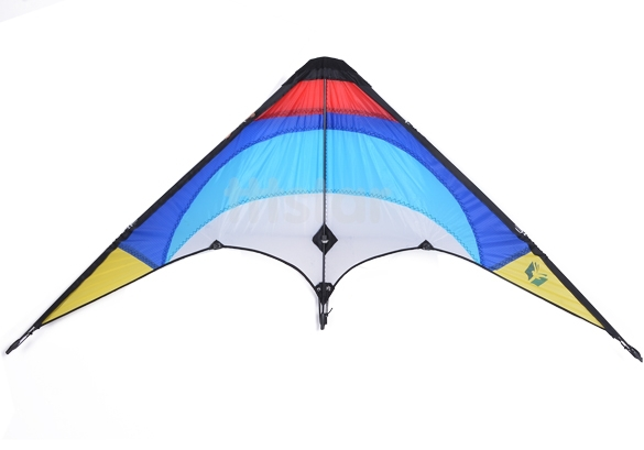 """Hot 55"""" Sport Dual Control Stunt Kite Fun To Flying Parent-Child Activities Factory Outlet b9 SV007686(China (Mainland))"""